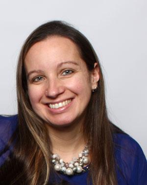 Headshot of Amy Horsley